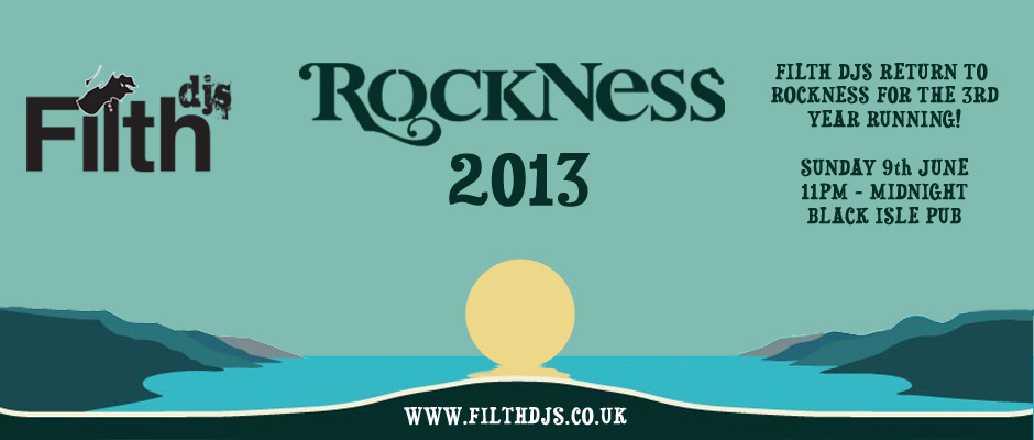 Filth DJs at Rockness 2013