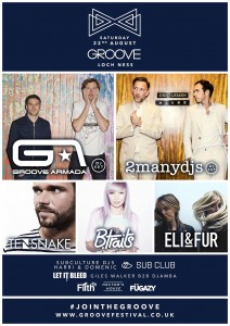Groove Festival Loch Ness