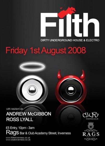 Filth Aug 2008