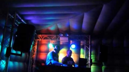 Filth DJs at RockNess 2012
