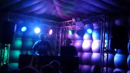 Filth DJs at RockNess 2012