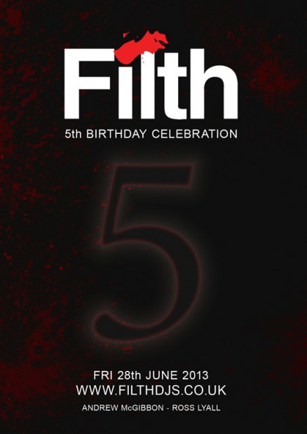 Filth DJs 5th Birthday Celebration