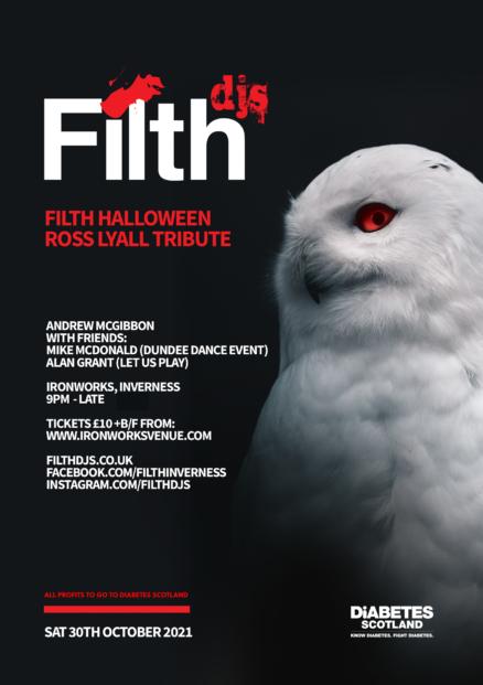 Filth Halloween - Ross Lyall Tribute 2021